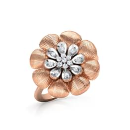 Floweret Brocade Ring