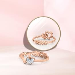 XOXO Love Ring