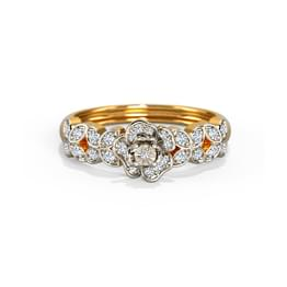 Bloom Diamond Band