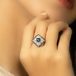 Lisha Bloom Ring