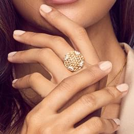 Luxe Interlaced Ring