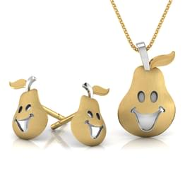 Perry Pear Matching Set