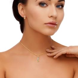 Diamond Leaf Matching Set