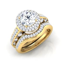 Izarral Bridal Ring Set