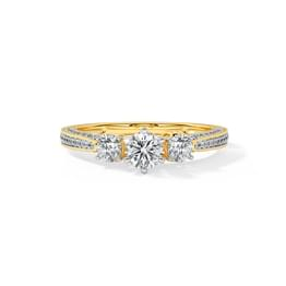 Julia Classic Solitaire Ring