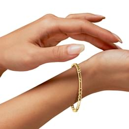 Evie Intertwined Bangle