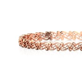 Classic Filigree Bangle