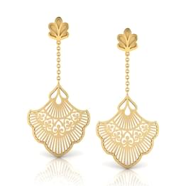 Emma Frill Drop Earrings