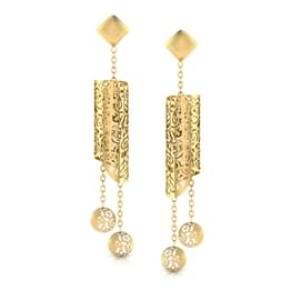 Shanae Cutout Drop Earrings