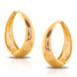 Kimi Classic Gold  Earrings