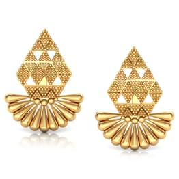 Miligrain Stud Earrings