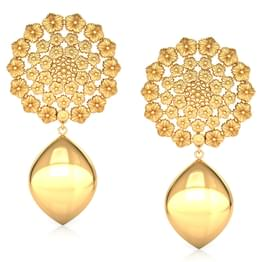 Posy Drop Earrings