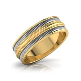 Liam Gold Band for Him