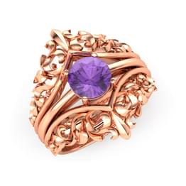 Stackable Filigree Ring
