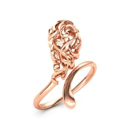 Arc Filigree Ring