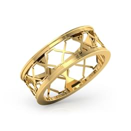 Intersect Cutout Ring