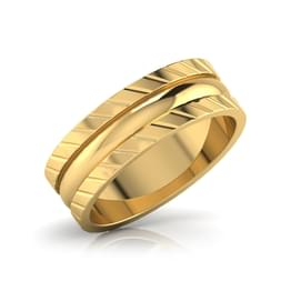Hans Gold Band for Him