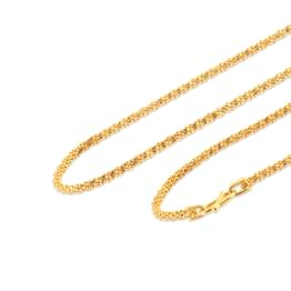 Twist Venetian Gold Chain
