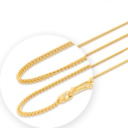 Elate Link Gold Chain