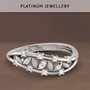platinum jewellery