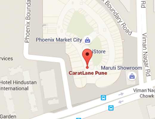 Jewellery Store in Pune CaratLane Store In Pheonix Mall Pune
