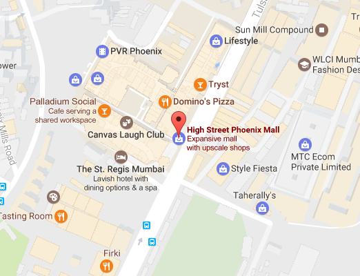 Jewellery Store In Phoenix Mall Lower Parel Mumbai