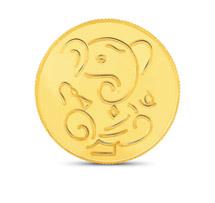 Ganesha Gold Coins